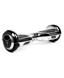 Wayona Limited Edition Electroplated HoverBoard or Self Balancing Electric Scooter - Silver
