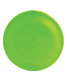 Planet Jashn Plastic Plates Pack of 8 - Green