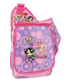 Power Puff Girls Sling Bag Pink - 16 Inches