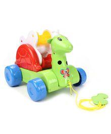 Kids Zone Timmy Giraffe - Multicolor