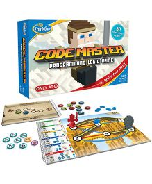 Thinkfun Code Master Programming Logic Game - Multicolor