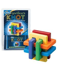 Thinkfun Gordian's Knot Game - Multicolor