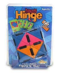 Fat Brain Toys Ivans Hinge - Multicolor