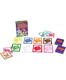 Fat Brain Toys Rapid Reflex Game - Multicolor