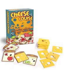 Fat Brain Toys Cheese Louise Game - Multicolor