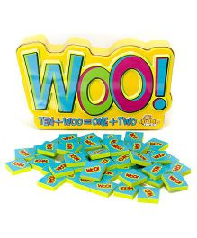 Fat Brain Toys Woo Game - Multicolor
