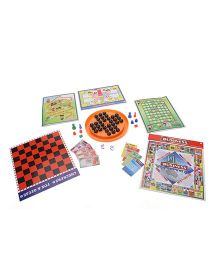 Toyenjoy Fun With 7 Game - Multicolor