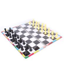 Toyenjoy Chess And Ludo Sr. - Multicolor