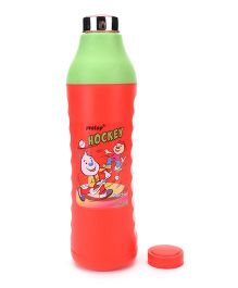 Pratap Hy Cool Large Water Bottle Red - 780 ml