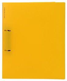 Kokuyo 2D Ring File A4 Size- Yellow