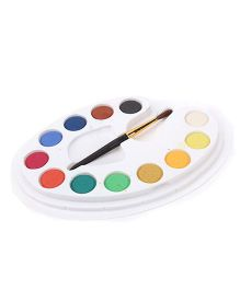 Camel Camel Student Water Color Cakes - 12 Shades