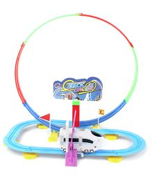 Smiles Creation Track Racer 360 Degree - Multi Color