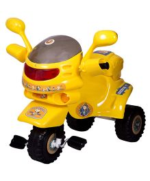 EZ' Playmates ATV Bike Tricycle - Yellow