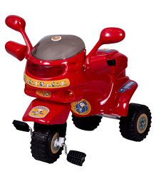 EZ' Playmates ATV Bike Tricycle - Red