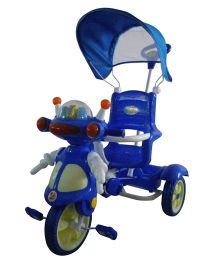 EZ' Playmates Deluxe Robot Tricycle - Blue