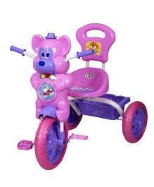 HLX NMC Fun Mouse Musical Tricycle - Pink