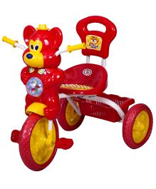 HLX NMC Fun Mouse Musical Tricycle - Red