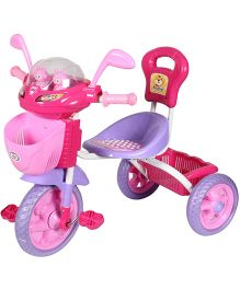 HLX NMC Space Ship Tricycle - Pink And Purple
