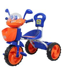 HLX NMC Space Ship Tricycle - Blue And Orange