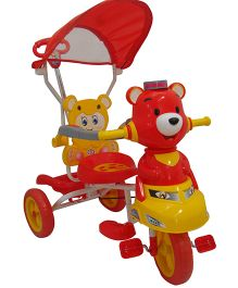 HLX NMC Tricycle Smart Bear With Navigator - Red