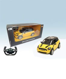 Toyhouse Countryman RC Model Car - Yellow
