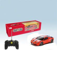 Toyhouse Ferrari 458 Special RC Model Car - Red