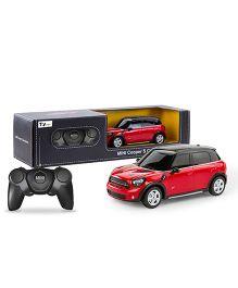 Toyhouse Mini Countryman RC Model Car - Red