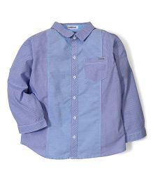 Kidsplanet Striped Shirt - Blue