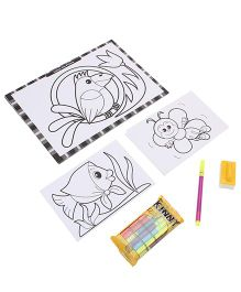 Educational Kinder Learning Game - Multicolor