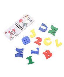 Toyenjoy Alphabet Picture Word Sr - Multi Color