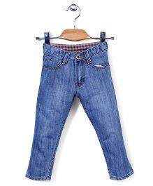 Little Denim Store Stylish Jeans - Blue