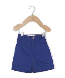 Coo Coo The Sumer Formal Shorts - Royal Blue