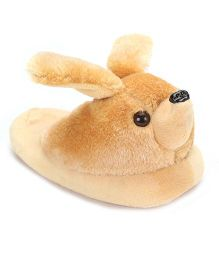 IR Flip Flops Puppy Design - Light Yellow