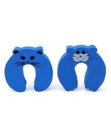 Cutez Door Guards Medium Blue - Pack of 2