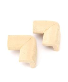 Bumpz Corner Guards Beige - Pack Of 2