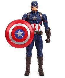 Marvel Funskool Captain America Titan Hero Electronic Figure