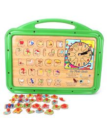 Funworld 2 In 1 ABC Puzzle Slate Senior