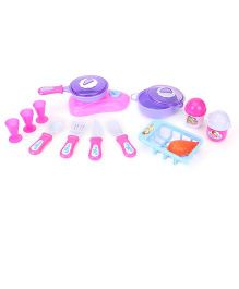 Sunny Candy's Family Kitchen Set - Pink