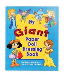 My Giant Paper Doll Dressing Book