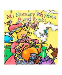 Anker Publishing My Nursery Rhymes Board Book