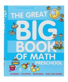 The Great Big Book Of Math Preschool