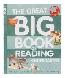 The Great Big Book Of Reading Kindergarten