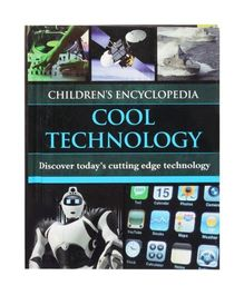 Parragon Children's Encyclopedia Cool Technology
