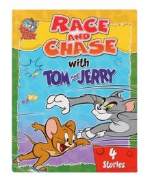 Race and Chase With Tom N Jerry
