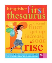 Kingfisher First Thesaurus