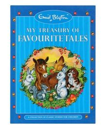 Enid Blyton's - My Treasury Of Favorite Tales