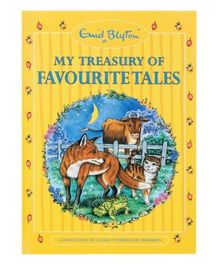 Enid Blytons - My Treasury Of Favorite Tales