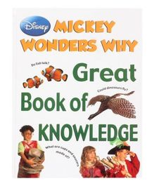 Disney Mickey Wonders Great Book of Knowledge