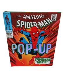 The Amazing Spider-Man Pop-Up