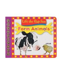 Lift The Flap Fun - Farm Animals